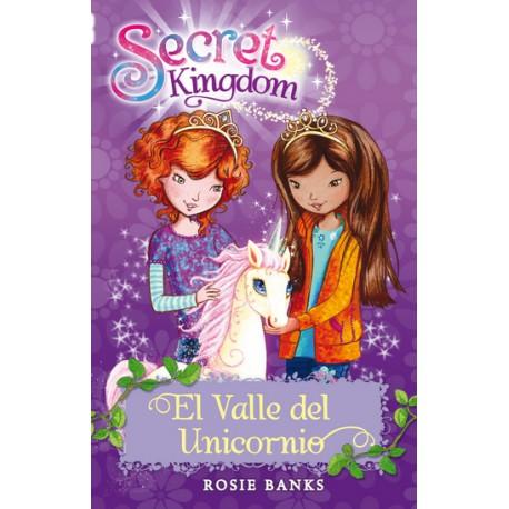 SECRET KINGDOM.EL VALLE DEL UNICORNIO