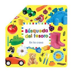 BUSQUEDA DEL TESORO.EN LA CASA
