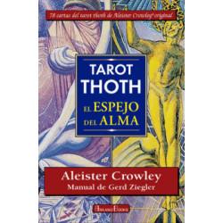 TAROT THOTH, EL ESPEJO DEL ALMA