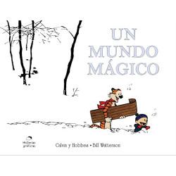 CLAVIN Y HOBBES 11. UN MUNDO MÁGICO