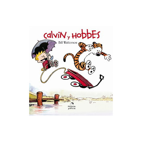 CALVIN  Y HOBBES. TOMO 1