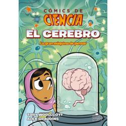 EL CEREBRO - COMICS DE CIENCIA