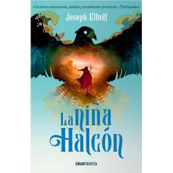 LA NIÑA HALCON.-ESP.-TR