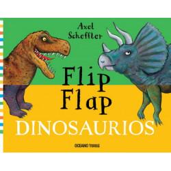 FLIP FLAP - DINOSAURIOS