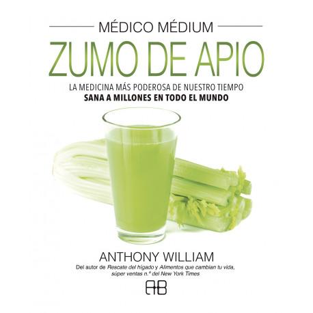MEDICO MEDIUM ZUMO DE APIO
