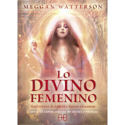 LO DIVINO FEMENINO (Libro+Cartas)