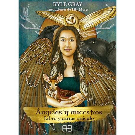 ANGELES Y ANCESTROS (Libro+Cartas)