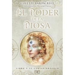 EL PODER DE LA DIOSA (Libro+Cartas)