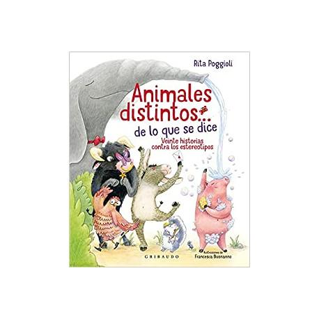 ANIMALES DISTINTOS DE LO QUE SE DICE