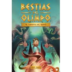 EL SABUESO DEL HAD BESTIAS DEL OLIMPO 2.