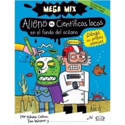 ALIENS VS CIENTÍFICOS LOCOS EN EL FONDO DEL OCÉANO