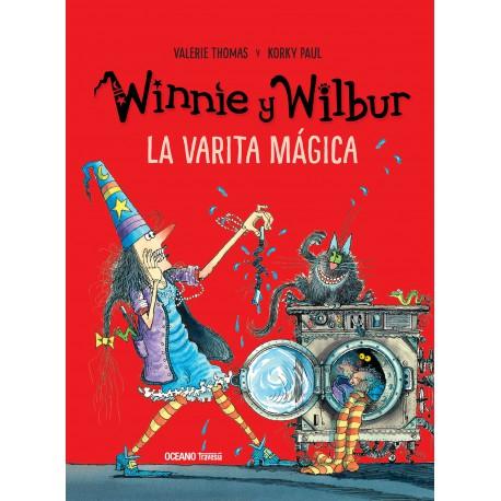WINNIE Y WILBUR. LA VARITA MÁGICA