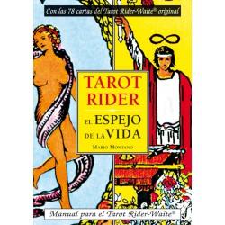 TAROT RIDER, EL ESPEJO DE LA VIDA (PACK)