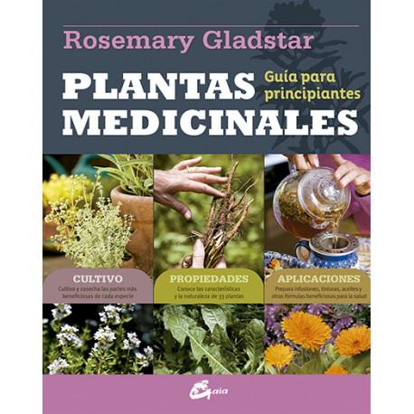 PLANTAS MEDICINALES: GUÍA PARA PRINCIPIANTES