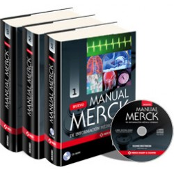 NUEVO MANUAL MERCK INFORMACION MEDICA GENERAL