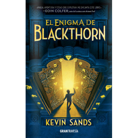 El enigma de Blackthorn