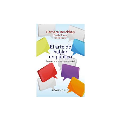 EL ARTE DE HABLAR EN PUBLICO BOLS.