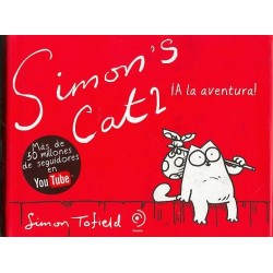 SIMON´S CAT A LA AVENTURA
