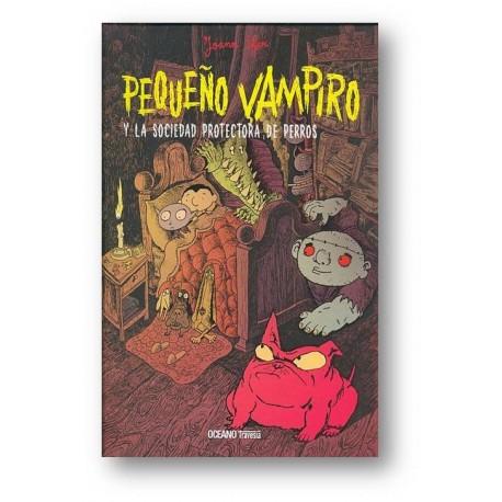 PEQUEÑO VAMPIRO Y LA SOCIEDAD PROTECTORA DE PERROS