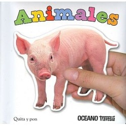 ANIMALES – QUITA Y PON