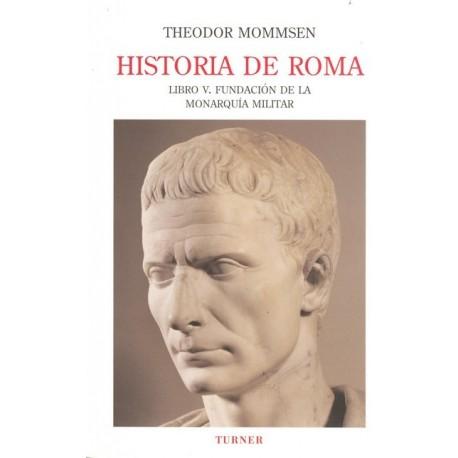 HISTORIA DE ROMA V