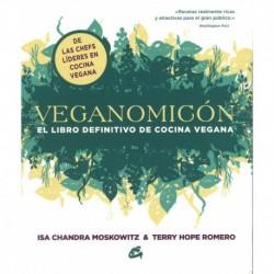 VEGANOMICÓN. EL LIBRO DEFINITIVO DE COCINA VEGANA