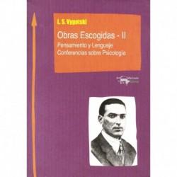 OBRAS ESCOGIDAS II – PENSAMIENTO Y LENGUAJE