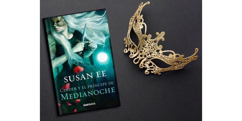 """Susan EE está de regreso con una nueva historia. Descubre """"Cinder y el príncipe de Medianoche"""""""